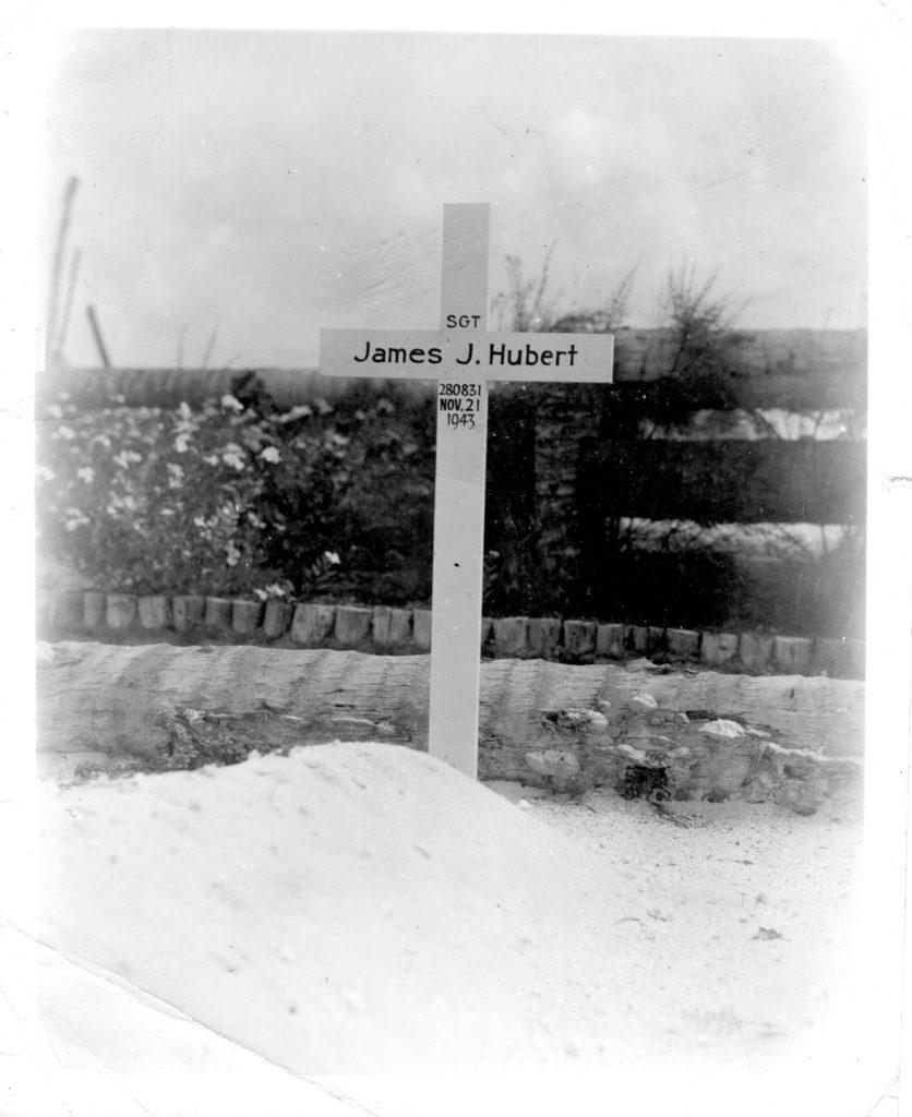 Division-C33-Sgt.James Joseph Hubert-Tarawa