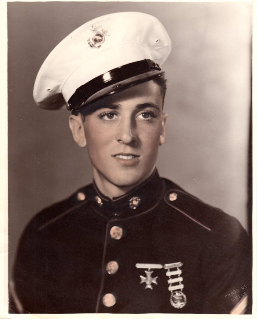 James Joseph Hubert-USMC1